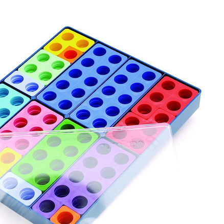 Box of 80 Numicon Shapes  large