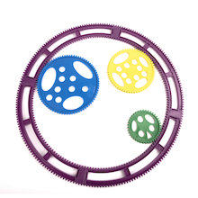 Giant Outdoor Playground Spirograph  medium