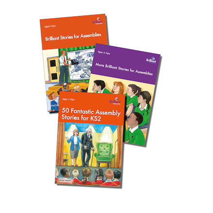 Stories for Assemblies Book Pack  large