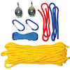 Outdoor Traversing Pulley System  small