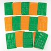 Number and Counting Plastic Rubbing Boards 1\-20  small