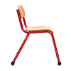 Copenhagen Classroom Chair 310mm Red  small