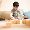 Magnetic Baby Block Builder  small