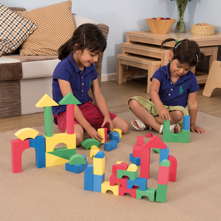 Foam Blocks 52pcs  large