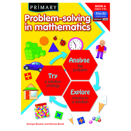 Problem Solving in Maths Books  large