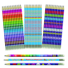 Maths Reward Pencils 36pk  medium