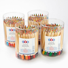 TTS Triangular Assorted Colouring Pencil Tubs  small