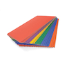 Coloured Weaving Cards 150 x 225mm 20pk  small