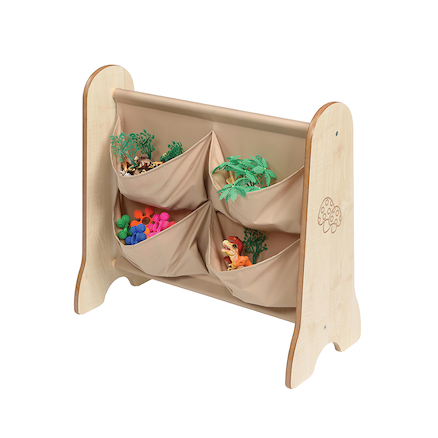 Toddler Easy Access Pocket Storage  large