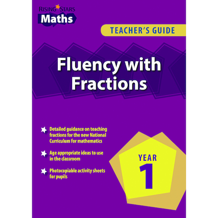 Fluency With Fractions Book  large