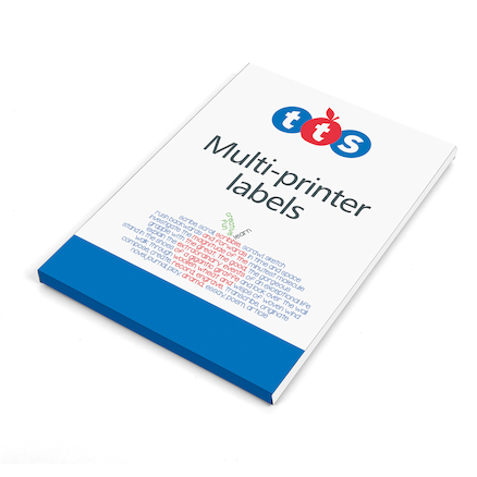 TTS Multi\-Printer Labels  large