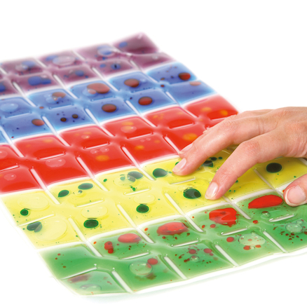 Fidget Fingers Gel Pad  large