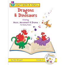 Start With A Story Songbook and CD  medium