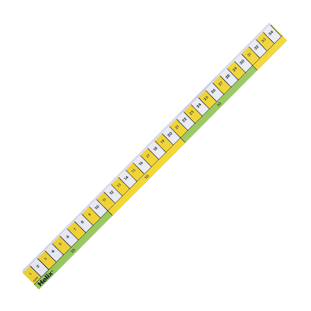 Early Learning Ruler 1 Metre  large