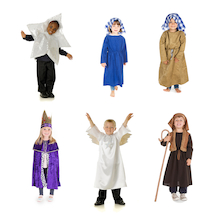 Nativity Role Play Costumes  medium