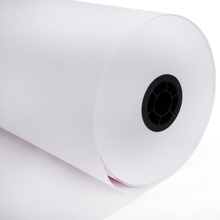 White Butcher Paper Roll 150gsm 61cm x 305m  large