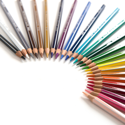 Watercolour Pencils Assorted 24pk  large