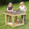 Wooden Collect and Sort Table  small