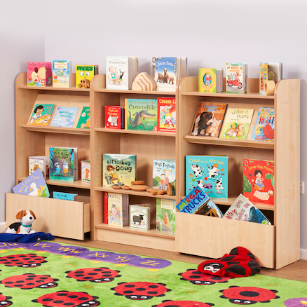 Display And Browse Multibuy Bookcase Offer  large