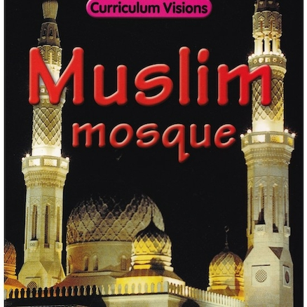 Religious Places of Worship Books 6pk  large