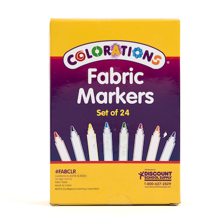 Fabric Markers  large