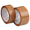 Brown Parcel Tape Rolls 50mm x 66m  small