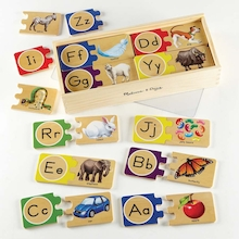 Self Correcting Wooden Jigsaw Puzzle  medium