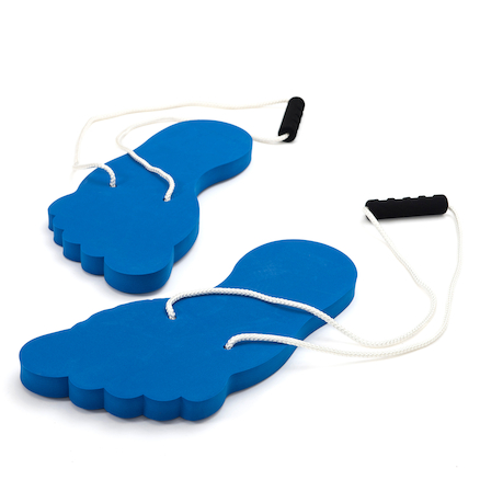 Giant Foam Walking Feet 1pr  large