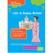 KS3 Roman Britain Revision Activity Cards 10pk  medium