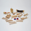 Wooden Sounds Percussion Instruments 15 Players  small