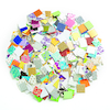 Jumbo Textured Paper Mosaics Assorted 2000pk  small