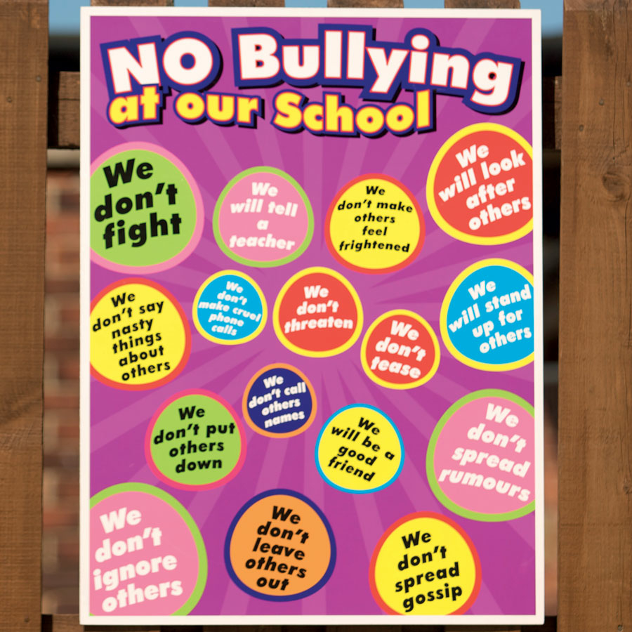 Buy No Bullying Playground Sign Tts