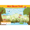 Mini Beast Trail Playground Sign  small