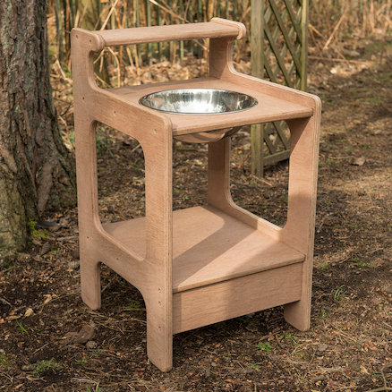 Wooden Mini Mud Kitchen  large