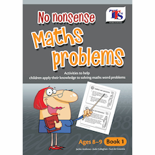 No Nonsense Maths Problems Book  medium