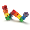 Flexiblox Coloured Fidget  small