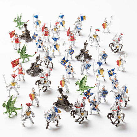 Small World Knights and Dragons Set 48pcs  large