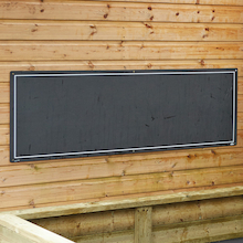 Jumbo Outdoor Chalkboards 2pk  medium