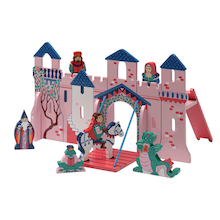 Small World Fairy Tale Castle  medium