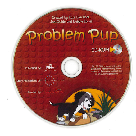 Problem Pup Science CD Rom Site License  large