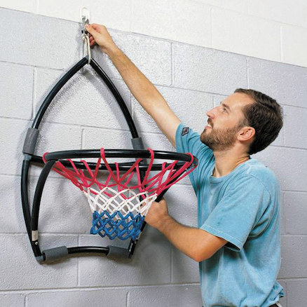 Hang a Hoop Portable Basketball Goal  large