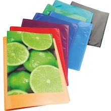 Assorted A4 Presentation Display Books 20pk  medium