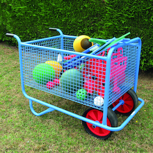 Portable Equipment Storage Trolley  medium