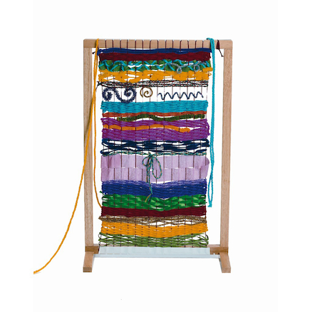 Large Wooden Classroom Loom  large