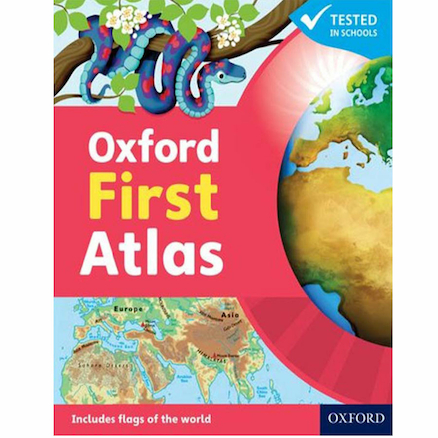 Oxford First Atlas  large
