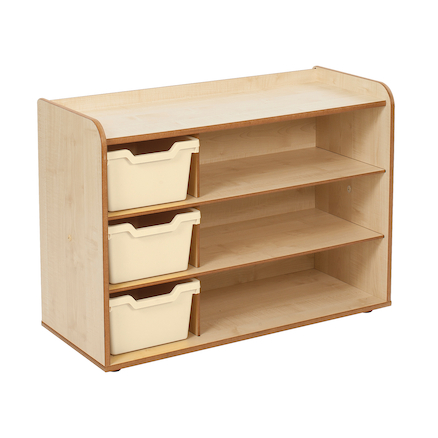 Solway Early Years Shelving 3 Tray  large