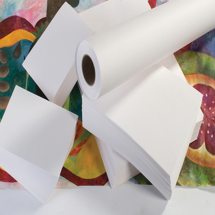 170gsm Drawing Cartridge Paper Roll 900mm x 50m  large
