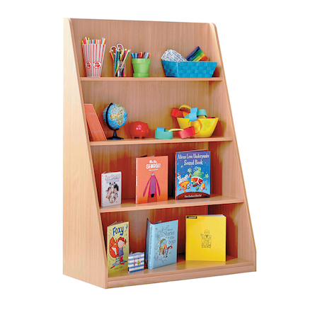 Wedge Bookcases  large