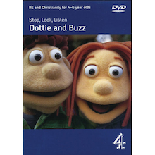 Dottie and Buzz Christianity DVD  medium