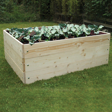Raised Outdoor Grow Bed  medium
